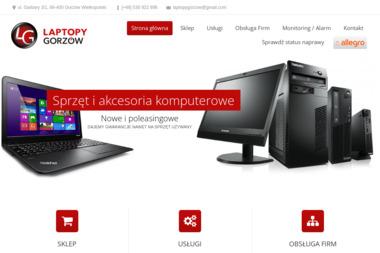 Laptopy Gorzów - Firma IT Gorzów Wielkopolski