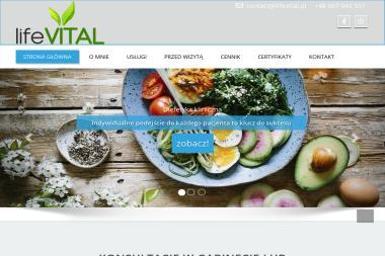 LifeVital - Dietetyk Łęczna
