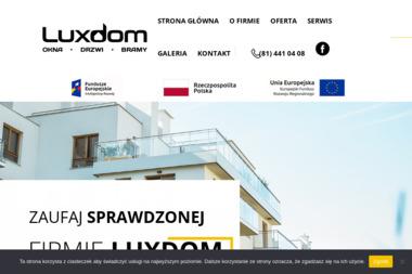 P.H.U Lux Dom - Bramy Lublin