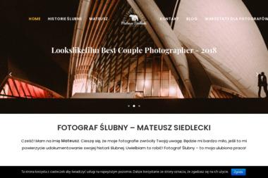 Fotografia Mateusz Siedlecki - Sesje zdjęciowe Bełchatów