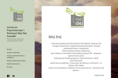 Centrum Psychoterapii i Edukacji Mej Dej - Terapia uzależnień Suwałki