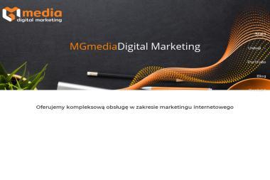 MGmedia Digital Marketing - Tworzenie Logo Poznań