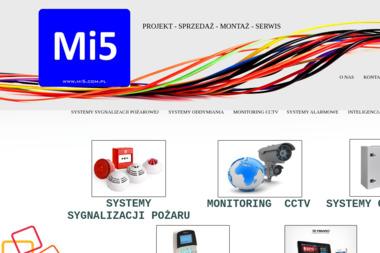 Mi5 - Alarm Domowy Szczecinek