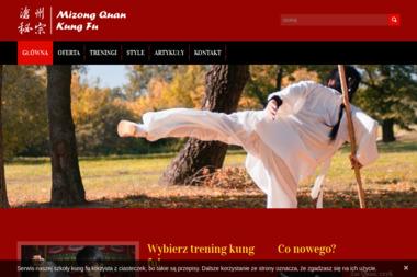 Kung Fu WuShu - Sporty walki, treningi Tczew