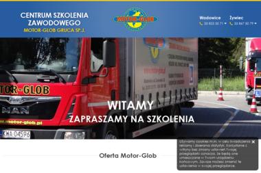Motor-Glob - Uprawnienia na Wózki Widłowe Bielsko-Biała
