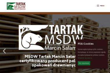MSDW Tartak - Tarcica budowlana Bełchów