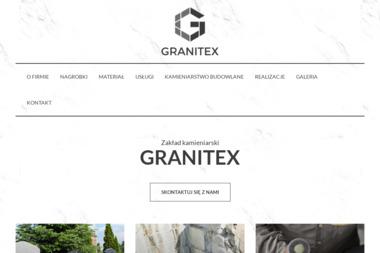 Zakład Kamieniarski GRANITEX - Schody Kamienne Puławy