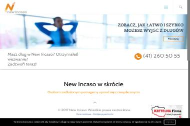 New Incaso Sp. z o.o. - Skup długów Kielce