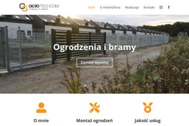 OGRO-TECH - Ogrodzenie Modułowe Środa Śląska
