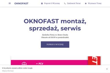 OKNOFAST - Bramy garażowe Iłowo-Osada