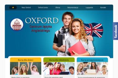 Centrum Języka Angielskiego OXFORD - Logopeda Kościerzyna