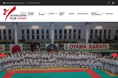 Jeleniogórski Klub OYAMA - Sporty walki, treningi Jelenia Góra