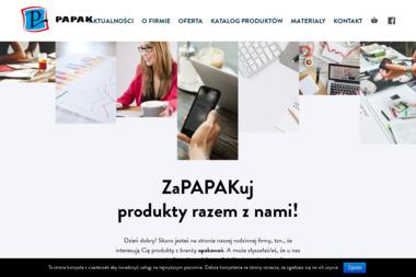 PAPAK - Woreczki Strunowe Kraków