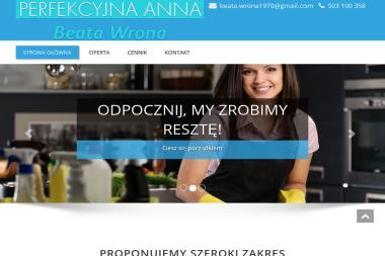 PERFEKCYJNA ANNA - Mycie Okien Biała Podlaska