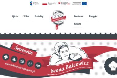 Piekarnia Balcewicz - Cukiernia Świebodzin