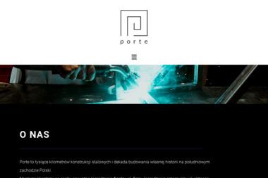 PORTE - Ogrodzenia panelowe Wrocław