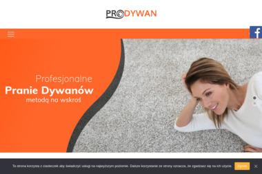 PRO DYWAN - Pranie Wykładzin Jarosław