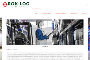 Rok-Log Logistic Sp. z o.o. - Magazyny do wynajęcia Wysogotowo