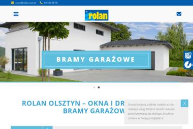 ROLAN - Okna drewniane Olsztyn