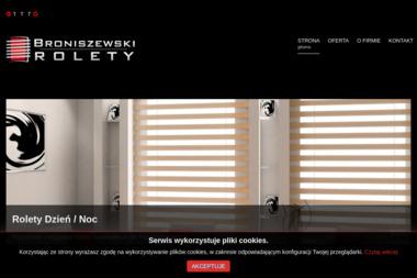 Rolety Broniszewski - Bramy garażowe Opoczno