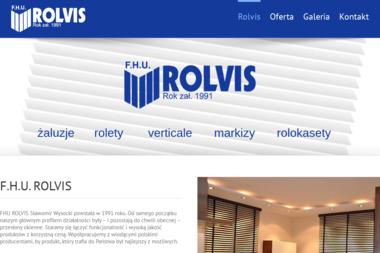 ROLVIS - Bramy Ogrodzeniowe Przesuwne Starachowice