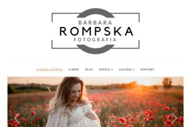 Fotograf Barbara Rompska - Sesje zdjęciowe Słupsk