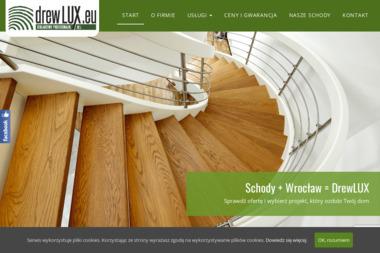 DrewLUX - Schody Metalowe Legnica