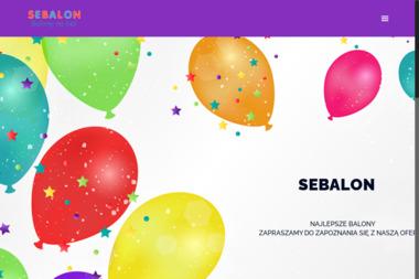 Sebalon - Balony Foliowe Gliwice