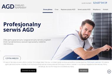 Zakład Usługowy AGD - Naprawa zmywarek Kraków
