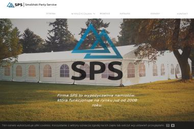 Smoliński Party Service - Wynajem namiotów Bierutów