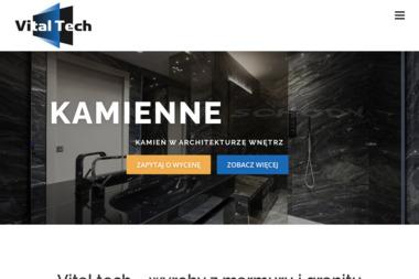 Vital Tech - Parapety kamienne Poznań