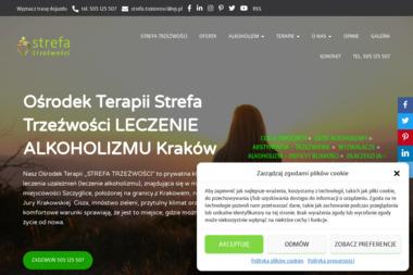 """Ośrodek Terapii Uzależnień """"Strefa Trzeźwości"""" - Terapia uzależnień Więckowice"""