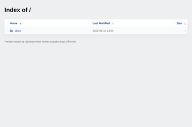Studio Drzwi - Bramy Garażowe Segmentowe Iława