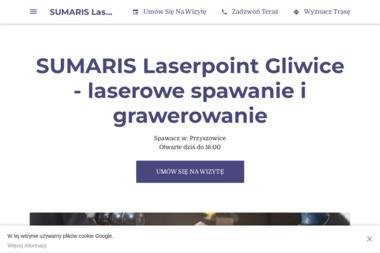 SUMARIS Laserpoint - Spawacz Przyszowice