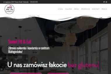 Sweet Fit & Eat - Cukiernik Białystok