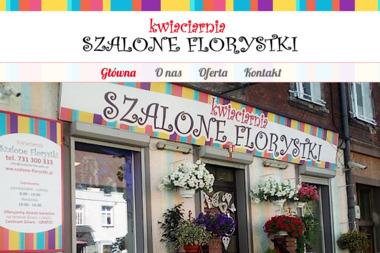 Kwiaciarnia Szalone Florystki - Hurtownia Balonów Gliwice