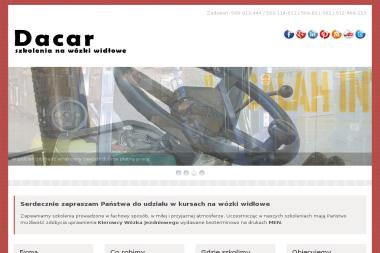 OSK Dacar - Kurs na Wózek Widłowy Zielona Góra