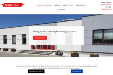 TERM-POL - Bramy Koszalin