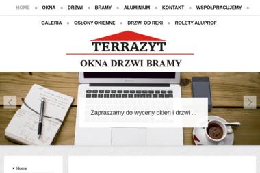 Terrazyt - Bramy Ostrów Mazowiecka