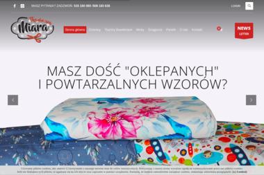 Tkaninowa Miara - Sprzedaż Tkanin Białystok