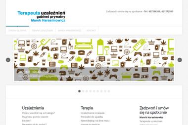 Terapeuta Uzależnień Marek Harasimowicz - Terapia uzależnień Zakopane