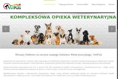 """Gabinet Weterynaryjny """"VetPuls"""" - Zoologiczne Grudziądz"""