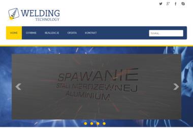 Welding Technology - Obróbka metali Wejherowo