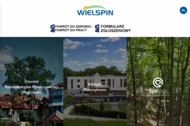 Ośrodek Rehabilitacyjno-Wypoczynkowy WIELSPIN - Sanatoria, uzdrowiska Wągrowiec