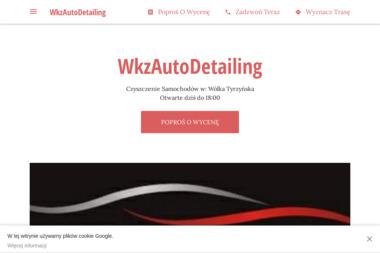 WkzAutoDetailing - Pranie Tapicerki Kozienice