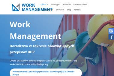 Work Management - Szkolenia Biznesowe Słubice