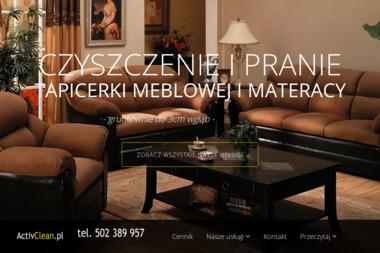 ActivClean - Pranie Tapicerki Toruń