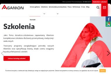 Agamon - Obsługa Wózka Widłowego Bielsko-Biała