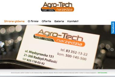 Agro-Tech - Narzędzia Parczew