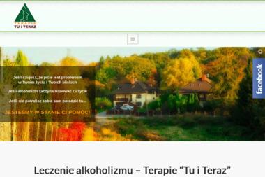"""Prywatny Ośrodek Uzależnień Terapie """"TU i TERAZ"""" - Terapia uzależnień Kraków"""
